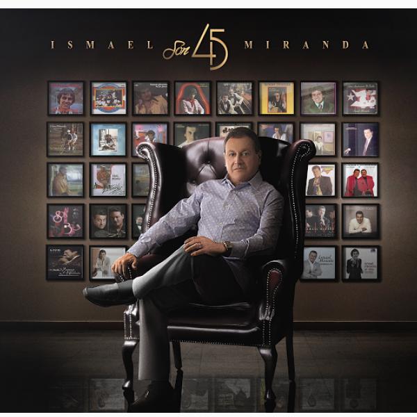 """Ismael Miranda prepara gran estreno del disco """"Son 45"""" en medio de apretada agenda musical"""