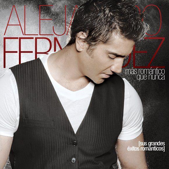 Alejandro fern ndez vuelve en disco rom ntico for Alejandro fernandez en el jardin mp3