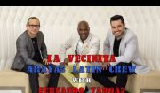 La Vecinita - Arayas Latin Crew with Fernando Vargas feat. Willie Panamá.